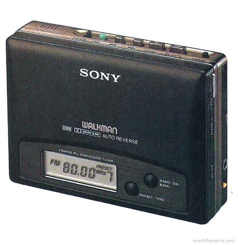 sony walkman cassette sony wm bf605 manual walkman radio cassette player