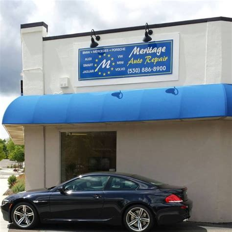 Euro Auto Shop by Bmw Repair By Meritage Euro Auto Repair In Auburn Ca