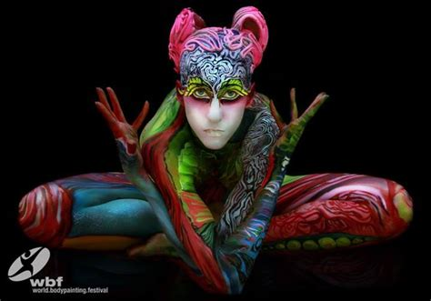 the painting festival the world bodypainting festival is quickly approaching