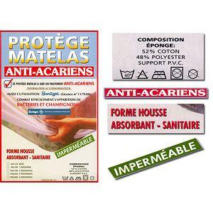 protege matelas anti acarien al 232 se forme housse prot 232 ge matelas housse housse