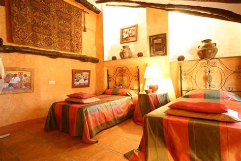mexican bedroom property rental cortijo la serena bedroom 3