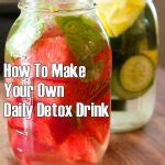 How To Detox From On Your Own by How To Make Your Own Healthy Detox Tea Herbs Info