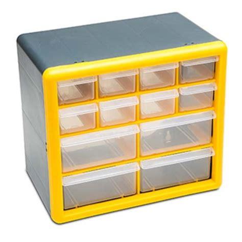 Organizer 2 In 1 Multifunction Box Marun 1 Set Cs titan tools 21269 multi purpose organizer box 12 drawer