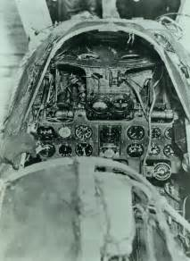Mitsubishi Zero Sen Mitsubishi A6m2 Zero Sen View Of The Instrument Panel