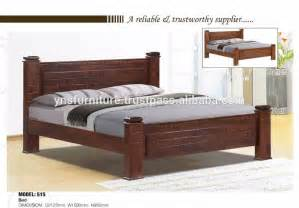 Bed Design Furniture by Wood Furniture Design Bed Dark Wood Furniture