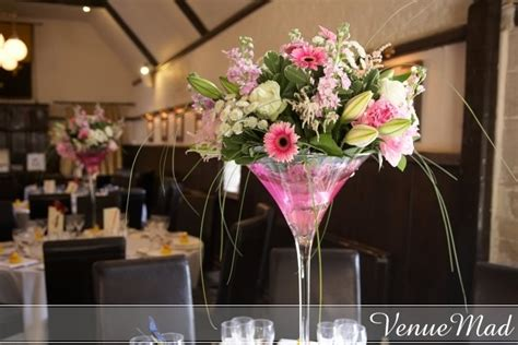 Wedding Flower Displays by Athelhton House Dorset Wedding Venue