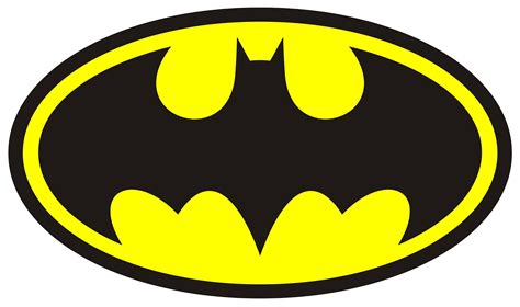 printable batman logo free batman printables clipart best