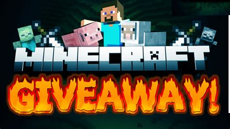 Minecraft Account Giveaways - minecraft account giveaway closed youtube