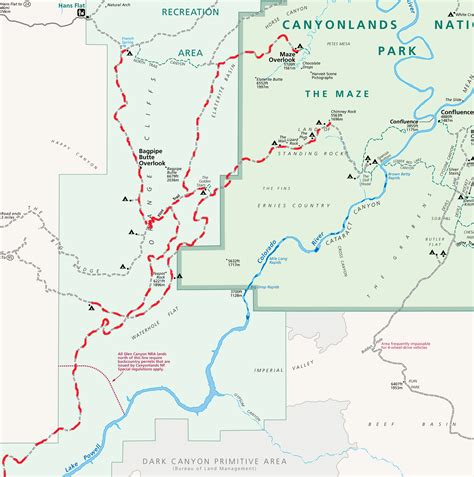 canyonlands national park map 100 canyonlands national park map moab mountain biking trails moab mountain bike trail