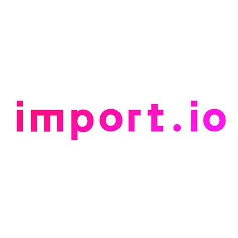 reliable websites for research papers enterprise web data extraction and analysis import io