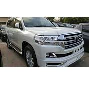 Toyota Land Cruiser ZX 2016 For Sale In Lahore  PakWheels