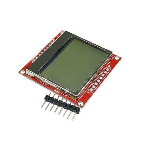 Lcd Touchscreen 146gd1gandromax R lcd display screen modul module f 252 r arduino nokia 5110 diy 84 48 wei 223 ebay