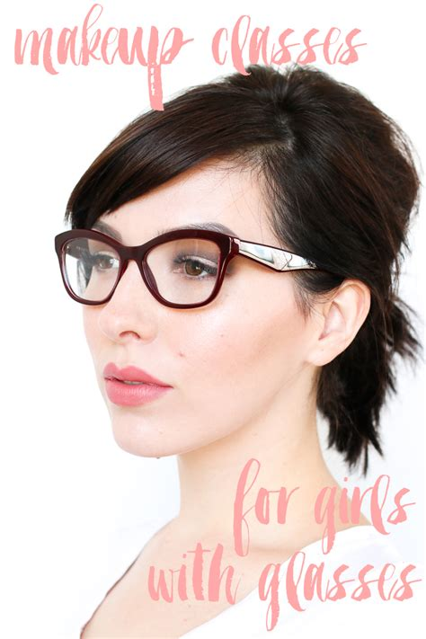 makeup tutorial for glasses makeup tutorial for girls with glasses