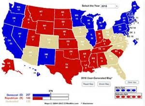 post election us map gop columnist the bad news for the gop in the gop s