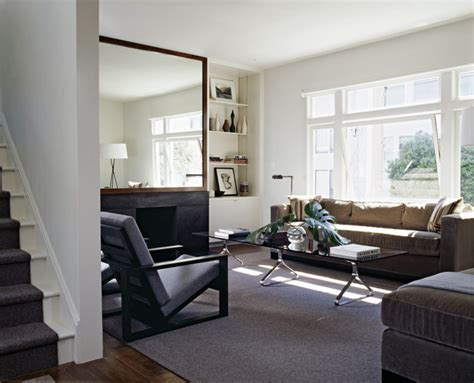 big mirror in living room how to use mirrors to effectively open up your space