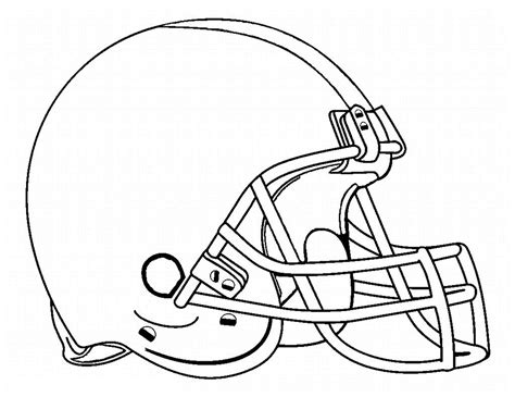 coloring pages with football football helmet coloring pages coloringsuite com
