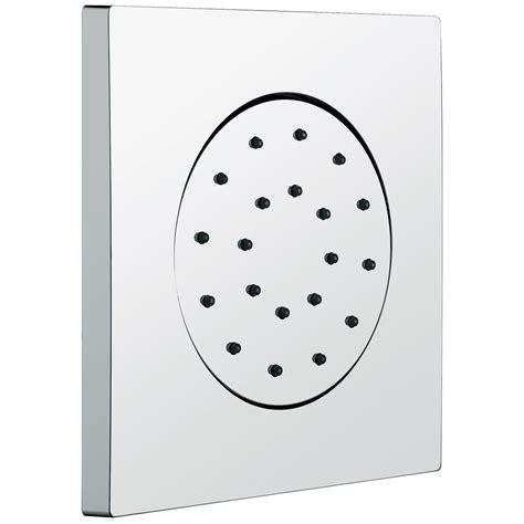 soffione doccia da incasso soffione laterale orientabile da incasso sicily