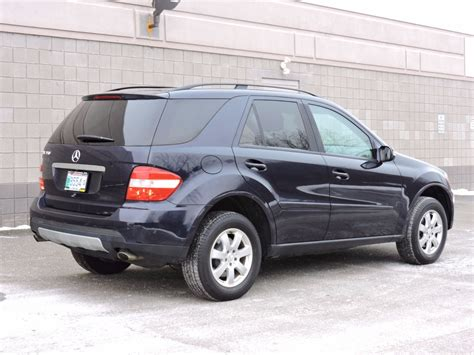 2006 mercedes ml350 review used 2006 mercedes ml350 3 5l at saugus auto mall