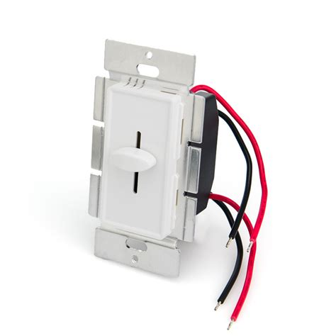 dimmer for led lights lvdx 100w led dimmer for standard wall switch box single
