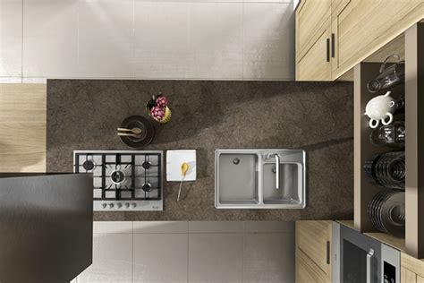 Kitchen With An Island dise 241 o de isla de cocina moderna lineal 16 construye hogar