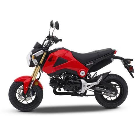 125er Motorrad Honda by Specification Of Honda Grom 125cc