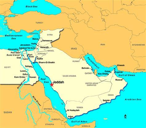 jidda map jeddah saudi arabia discount cruises last minute