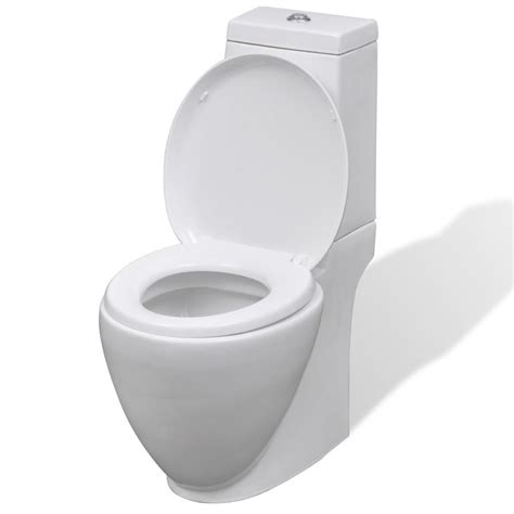 in wc vidaxl co uk wc ceramic toilet bathroom toilet white