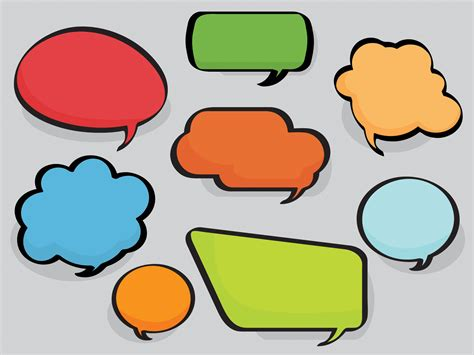 templates for word bubbles speech bubble template cliparts co