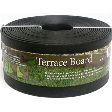 master mark terrace board     ft black landscape