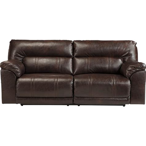 couch exchange ashley barrettsville reclining sofa sofas couches