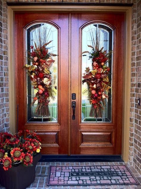 Front Door Swags Swag For Front Doors