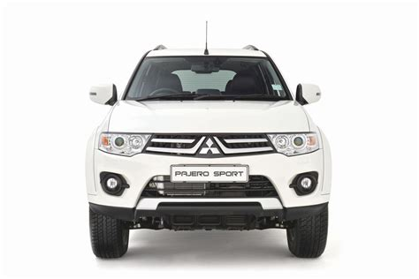 Garnish Fogl All New Pajero 2013 mitsubishi pajero sport more economy and more power