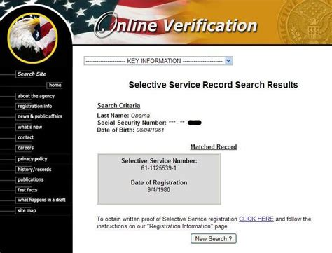 Exle Letter To Selective Service Is The Selective Service Now Involved In The Cover Up Of Obama S Social Security Problem