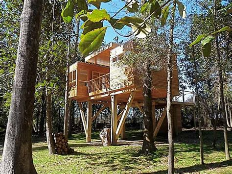 treehotel in the us coldwater treehouse tree house maptree house map