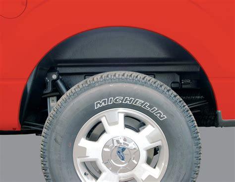 rugged liner wheel well liners rugged liner rear wheel well inner liner wwf25099 ebay