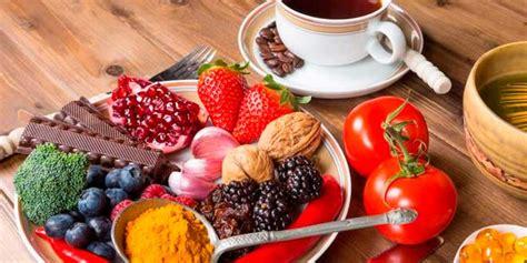top  alimentos ricos en antioxidantes