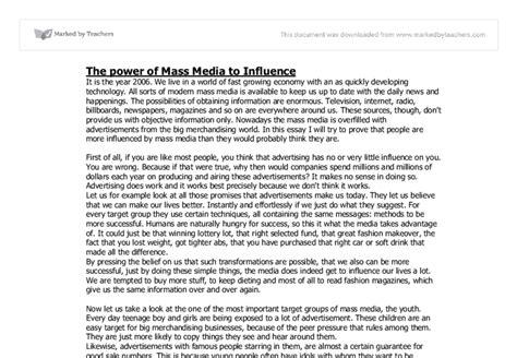 Mass Media Essays by Mass Media Essay Writing Mfacourses887 Web Fc2