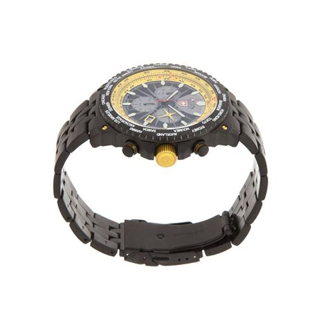 Swiss Navy 1133mb Coklat Yellow In Collection hurricane worldtimer chronograph quartz 2478 swiss touch of modern