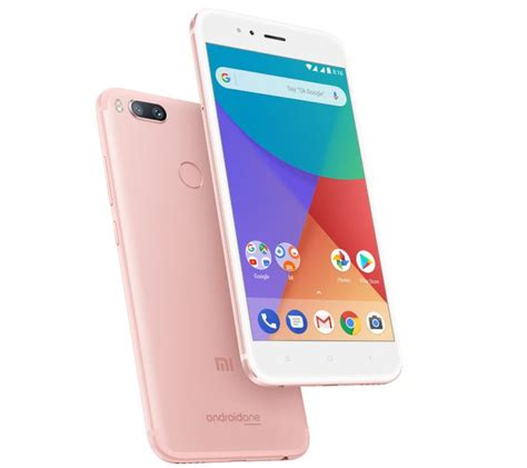 Mi A1 Xiaomi Gold Pake Bonus xiaomi mi a1 gold color variant launched in india price specifications and more