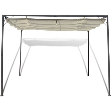 Portable Gazebo Canopy Portable Gazebo W Retractable Roof Canopy 3x3m Buy 3x3m