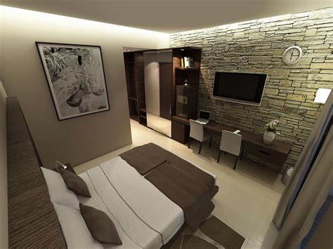 hotel room design cgarchitect professional 3d architectural visualization