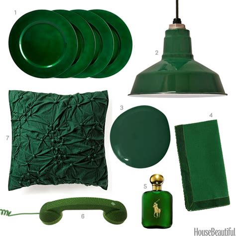 10 Green Accessories by Redesign And Decorating Ideas Design Solutions Kgp
