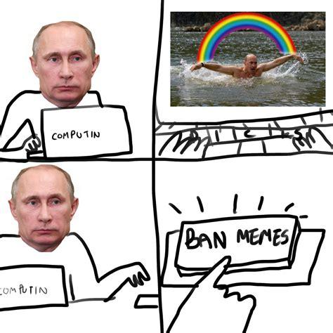 White Russian Meme - computin russian anti meme law know your meme