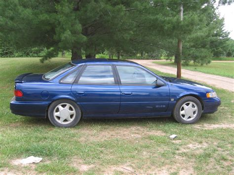 Sho Kuda Vienna Blue 1994 ford taurus sho for sale in vienna virginia images