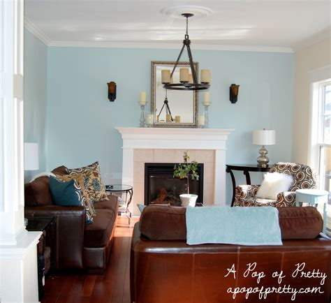 living room with blue walls room decorating ideas brown living rooms and living rooms on