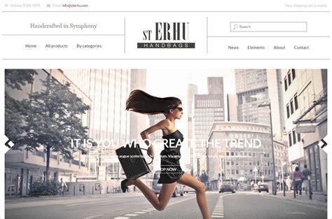 drupal themes clothing 15 fashion drupal website templates free premium