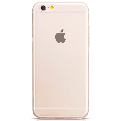 Ultra Thin For Iphone 6 Plus Transparent 1 hoco light series ultra thin silicone soft for iphone
