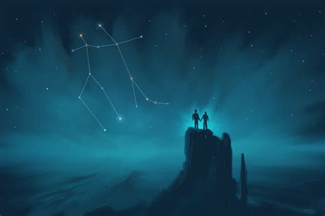 Zod Gemini gemini constellation painting zodiac set shooting