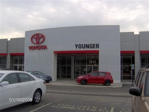 Younger Toyota Younger Toyota Scion Hagerstown Md 21740 Car Dealership