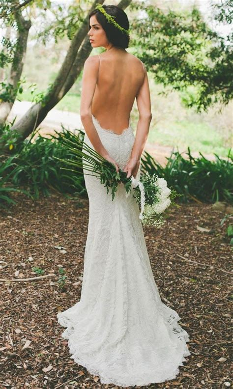 latest backless wedding dresses a trusted wedding source